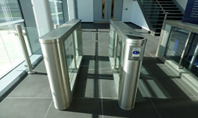 ievo biometric readers installed at London footaball club
