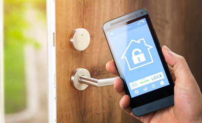 Nearly 90% users control connected home products by smartphones: GfK
