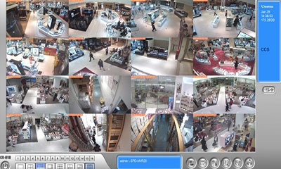 Thai shopping center upgrades to IP-based surveillance with VIVOTEK