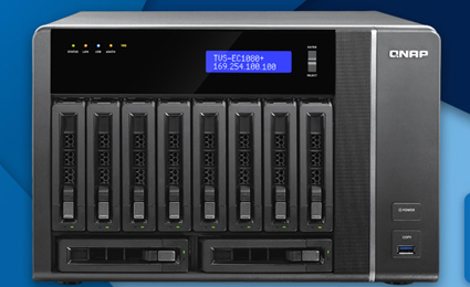 QNAP releases TVS-ECx80+ Edge Cloud Turbo vNAS