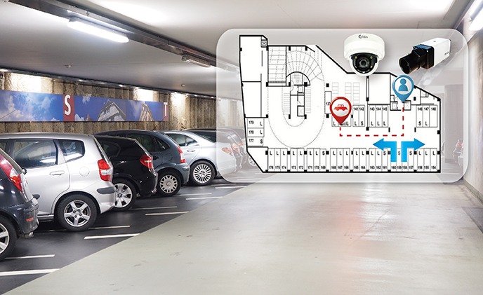 Smarter parking loT management with Afidus