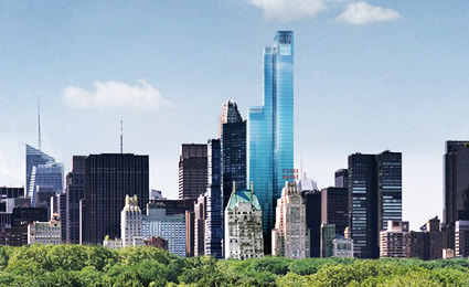Fermax video entry system chosen to install in One57
