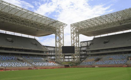 Arena Pantanal Stadium debuts in Brazil with Panasonic security solutions