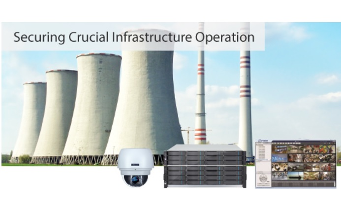 Surveon ensures smooth operation for crucial infrastructure with surveillance systems