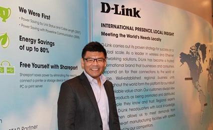 D-Link: Home is where the smart is