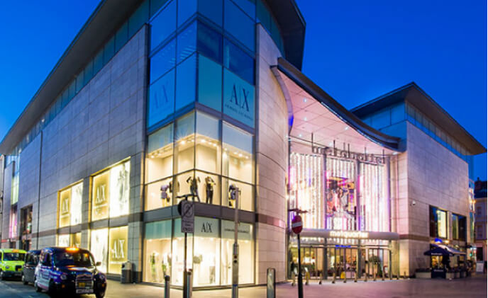 Clarion upgrades CCTV in Liverpool Metquarter shopping center