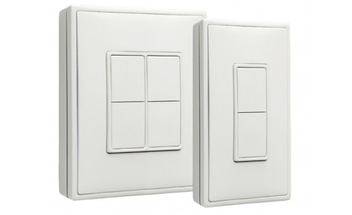 EnOcean launches Easyfit wireless self-powered wall switches for lighting control