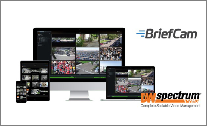 Digital Watchdog announces DW Spectrum IPVMS integration with BriefCam