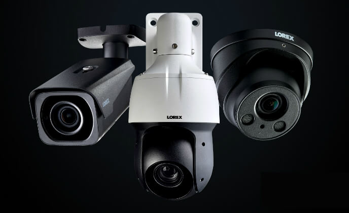 Lorex introduces 4K zoom cameras with 4x optical motorized lens