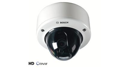 Bosch releases vandal-resistant HD dome series