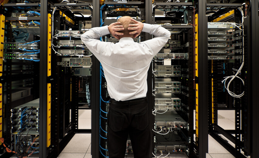 How to ensure data center physical security