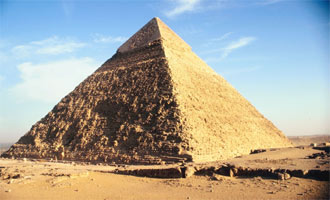 AFI Fiber Helps Protect Wonders of the Ancient World