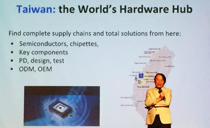 Smart home startups visit Taiwan for manufacturing partnership; Taiwan is IoT hardware hub