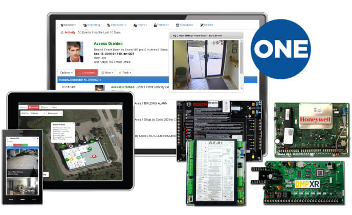 Connect ONE designed for campuses and users with multiple locations