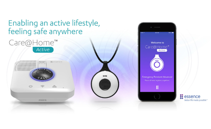 Essence introduces mobile senior care solution that enables remote monitoring
