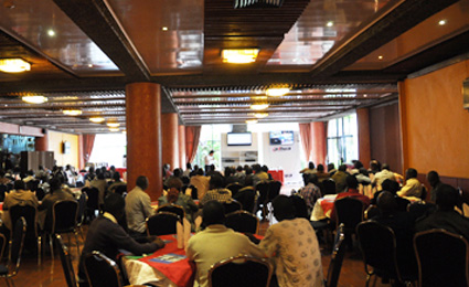 Dahua hosted Kenya security forum on technical trends and market demands