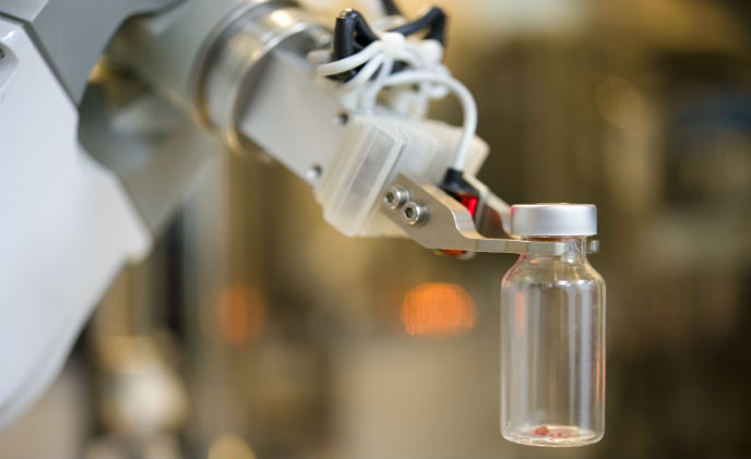 Collaborative robots key to factories of the future: ABB