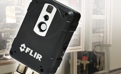 FLIR announces AX8 thermal imager for industrial automation