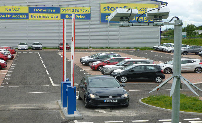 UK investment company implements Genetec AutoVu parking system