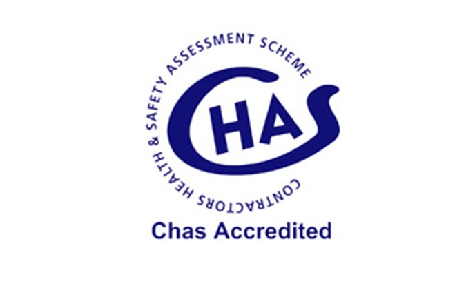Automatic Systems is CHAS approved