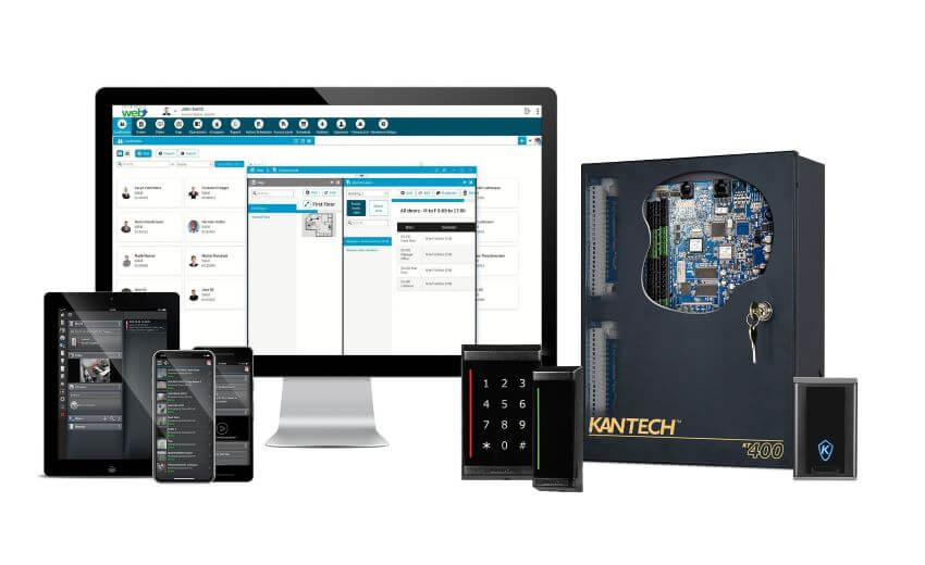 Tyco Kantech strengthens applications with latest EntraPass software version