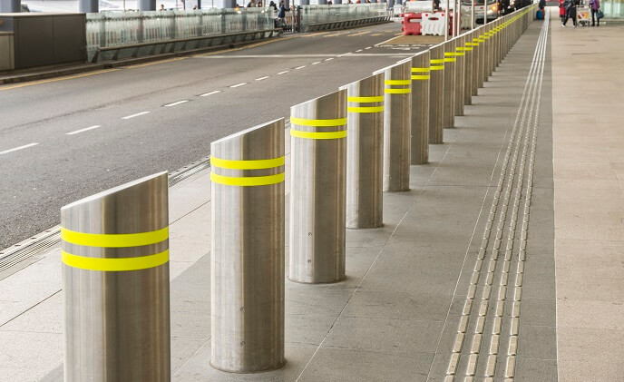 What's the right bollard for your business?