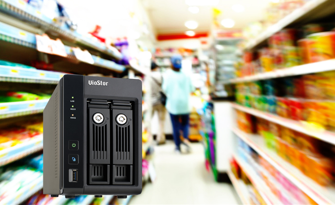 Japanese convenience store enhances security with QNAP VioStor NVRs