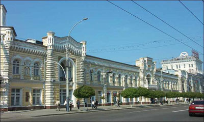 VIVOTEK IP cameras to secure Moldavian city hall