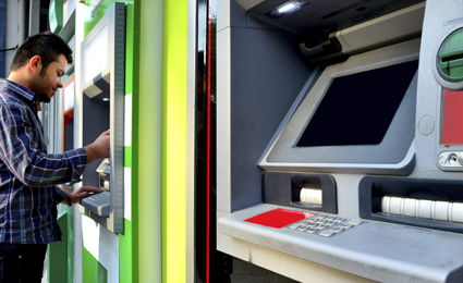 March Networks video surveillance selected to protect ATM in Sweden