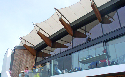 Alpro shearlocks deployed in UK Hills Sport Parks