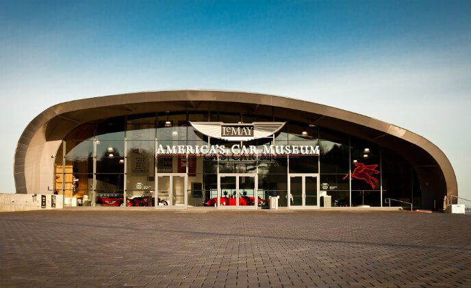 US car museum selects Omnicast solution to protect its collection