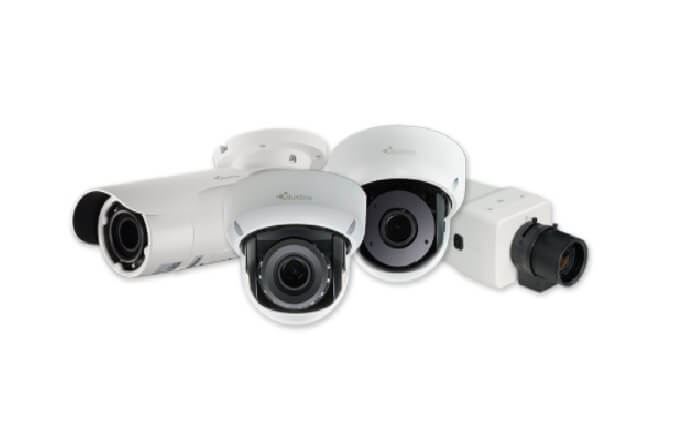 Illustra Flex 3MP IP cameras for seamless video capture and viewing experience
