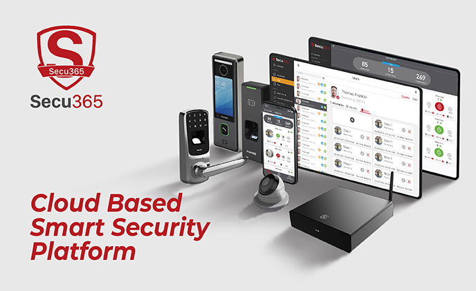 Next generation of Cloud based smart security platform-Secu365