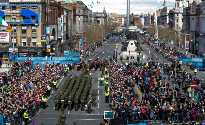 360 Vision Technology secure Dublin's 1916 commemorations