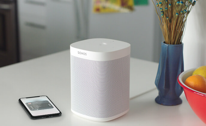 Sonos adds the Google Assistant via a free software update