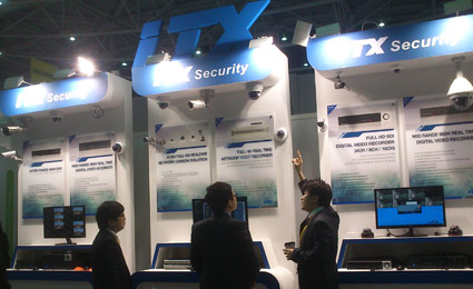 [Secutech2014] Korea30: ITX unveils IP solutions and 960H DVR