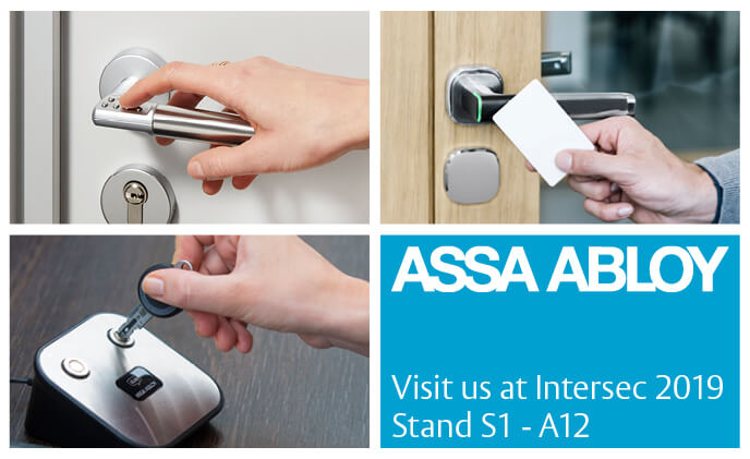 Intersec 2019: Building smarter cities with ASSA ABLOY access solutions