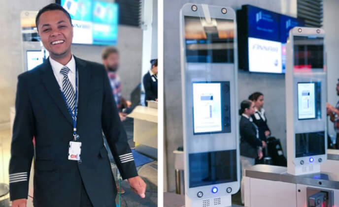 Finnair starts biometric boarding with Vision-Box at LAX airport