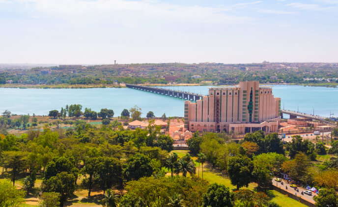 Hikvision helps Niamey to establish an urban surveillance network