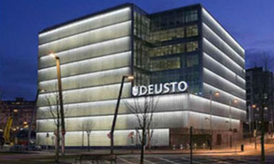 Spanish Deusto University covers its bases with a total surveillance solution from LILIN