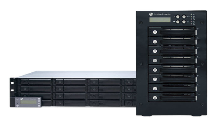 Tyco Security Products introduces RAID storage system