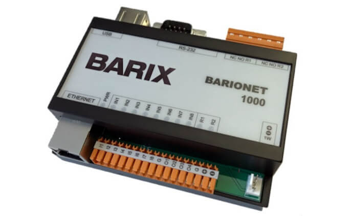 Barix showcases latest IP audio and control innovations at ISC West 2018