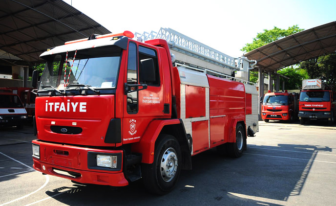 VIVOTEK wins the honor of protecting the fire fighters of Istanbul