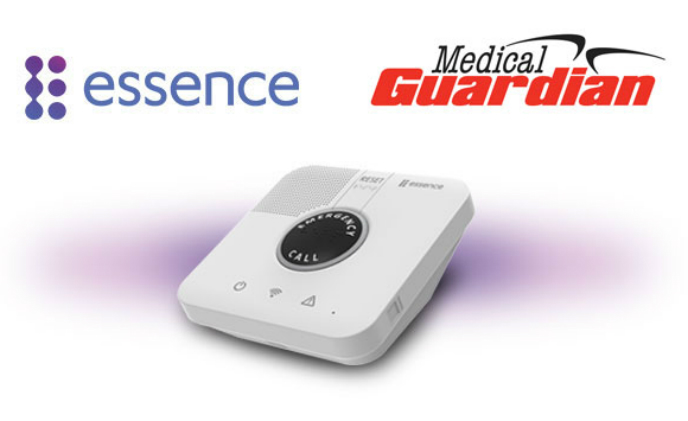 Essence and Medical Guardian win IoT award for service that enables senior independent living