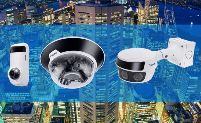 VIVOTEK delivers adaptability and flexibility in 3 new cameras