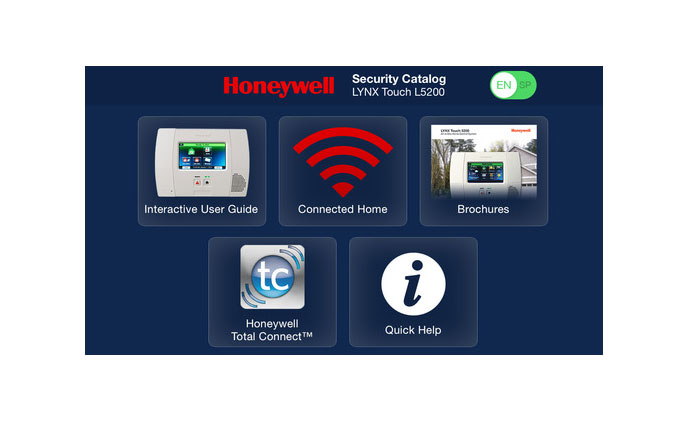 Honeywell releases multilingual iOS demonstration Apps for LYNX touch systems