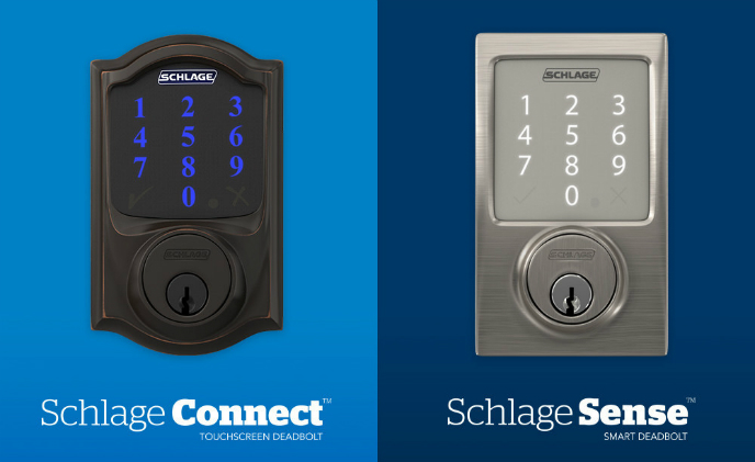 Alexa enables users unlocking Schlage door locks via voice