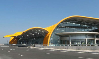 Lien Khuong Int'l Airport installs Bosch public address, surveillance  systems