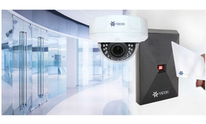 Vicon announces new VAX access control version 2.8.50
