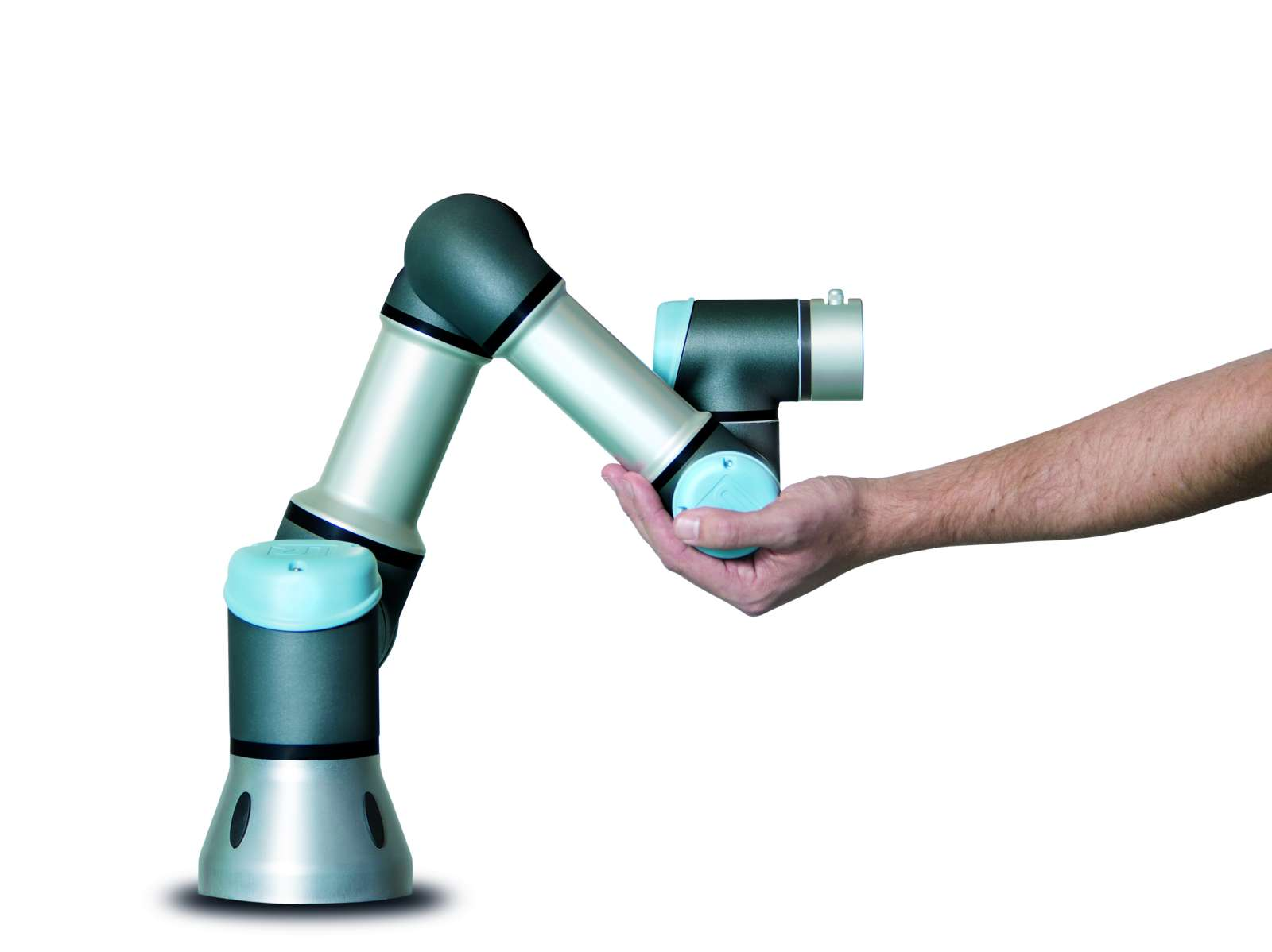 Cobots are much more than just industrial robots